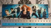 Shadowhunters the mortal instruments, serie tv, segnalibro, gruop, Clary, Jace, Izzy, Alec, Simon
