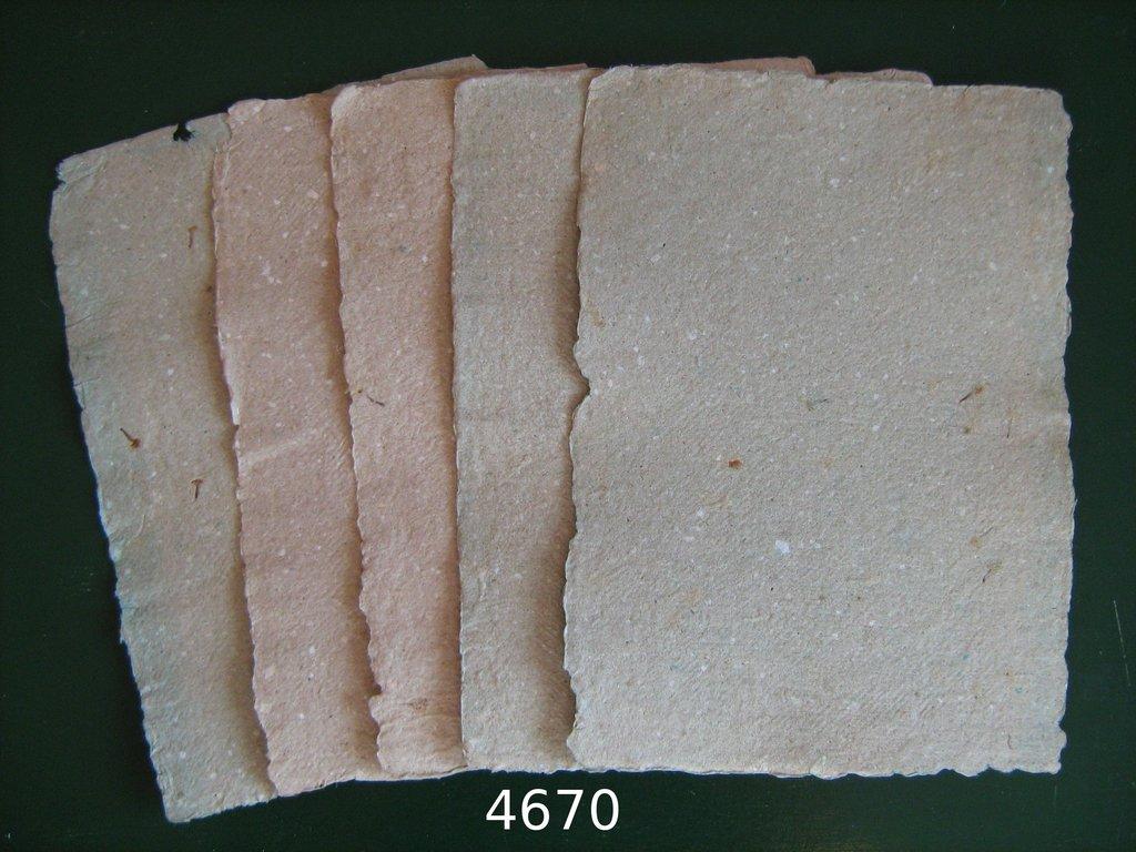 HandMade Paper 4670