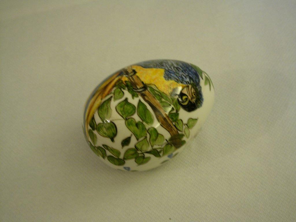 Uovo apribile Pappagallo