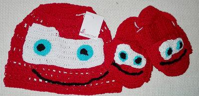 """Cappello e Ciabatte """"CARS"""""""