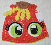 "Cappello ""APPLEJACK"" 6/9 mesic"