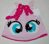 "Cappello "" PINKIE PIE"" 12/18 mesi"