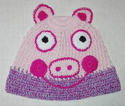 "Cappello ""PEPPA PIG"" 12/18 mesi"