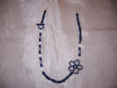 Collana Power flower
