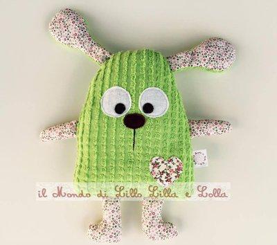 verde mostro doudou