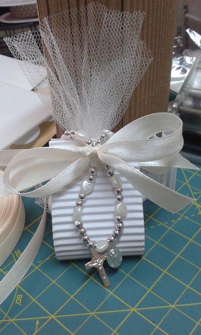 braccialetto decina rosario