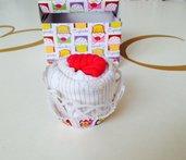 Regalo per nascita: il cupcake della nascita!