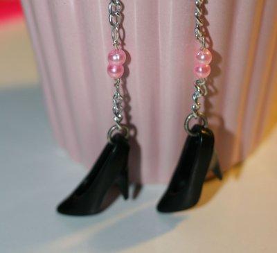 orecchini scarpette barbie