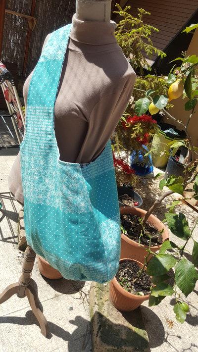 Cross  body  bag /sacca  tracolla