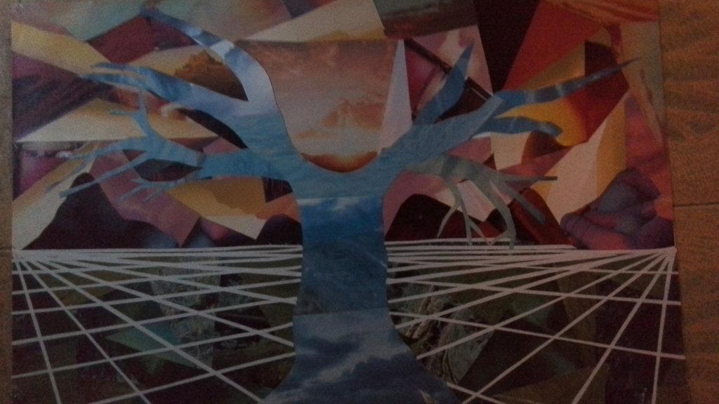 Albero  mistico solare
