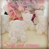 Ceramica profumata linea dolci coccole