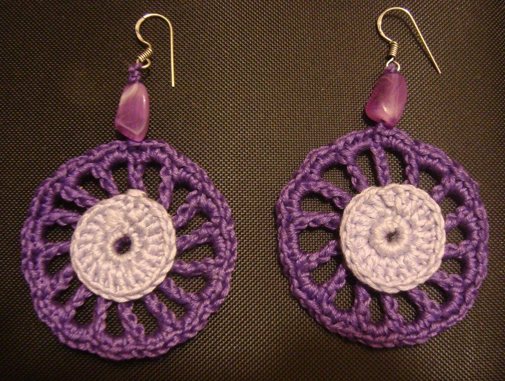 orecchini earrings