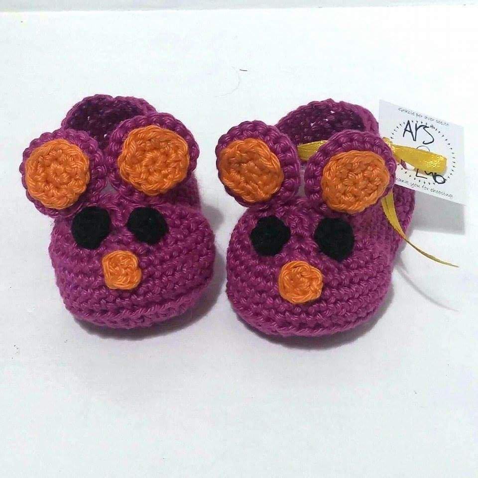I-Mouse scarpine bimba