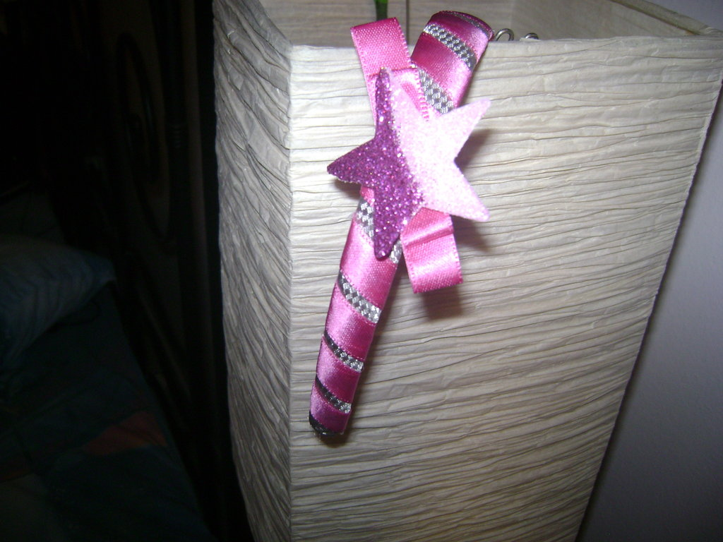 CERCHIETTO PINK STAR