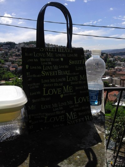 borsa pranzo lunch bag