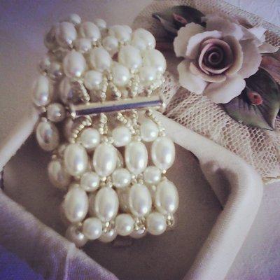 Bracciale Elisabetta con perle