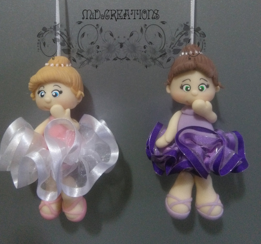 ,,Ballerina'' (1 PZ.)porcelana fria