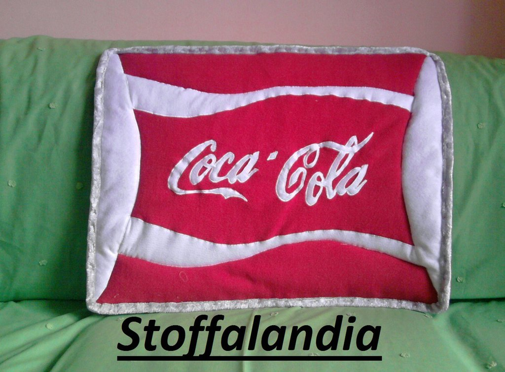 TAPPETO COCACOLA IDEA REGALO