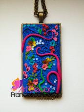 flower blu spring