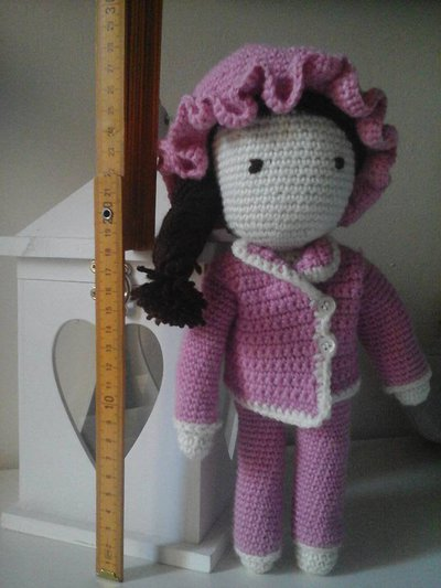 Bambola con Pigiama