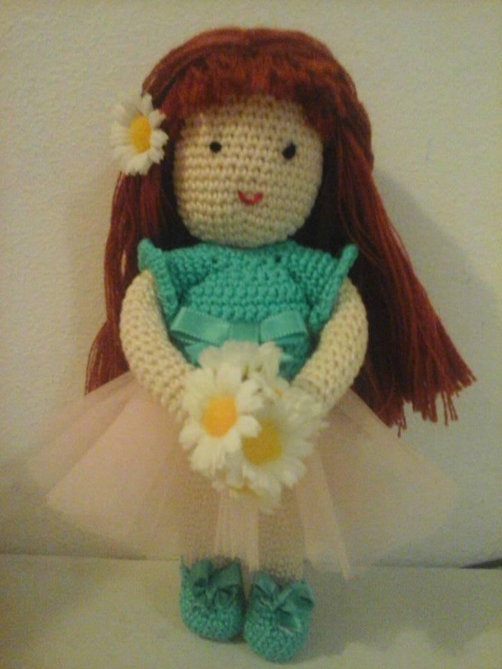 Bambola ad Uncinetto