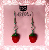 Orecchini Mela // Apple Earrings
