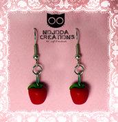 Orecchini Mela // Apple Earrings