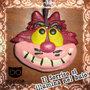 Ciondolo Stregatto // Cheshire Cat Pendants