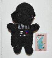 Darth Vader amigurumi