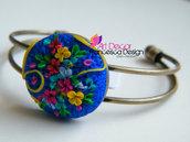 bracciale fiori di primavera 2