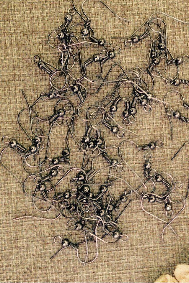 20 monachelle per orecchini