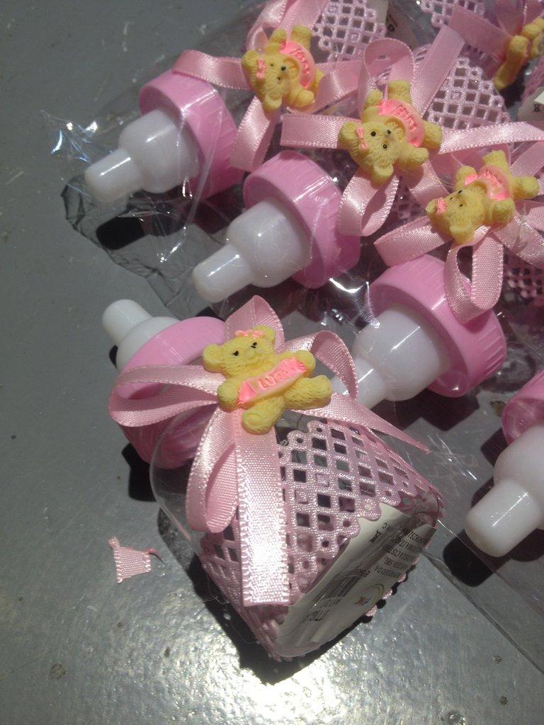 Biberon porta confetti