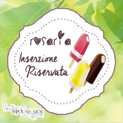 inserzione riservata Rosaria