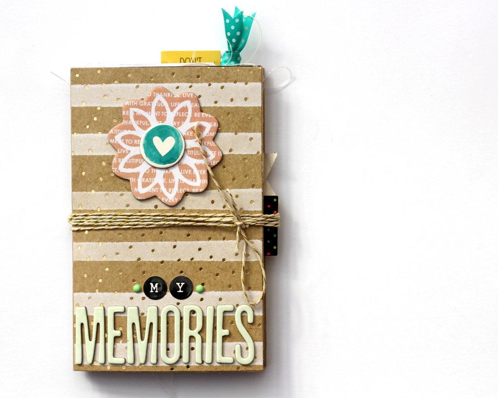 """Mini Album """"My Memories"""""""