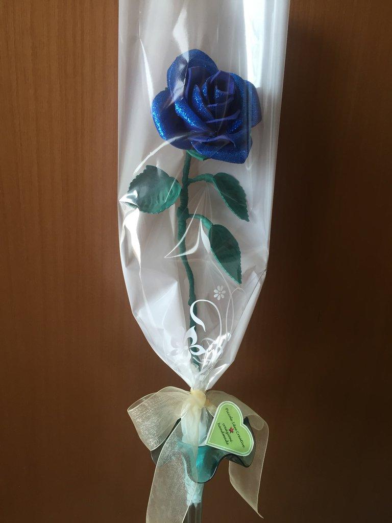 La Rosa Blu Glitter