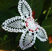 Farfalla grande portaconfetti