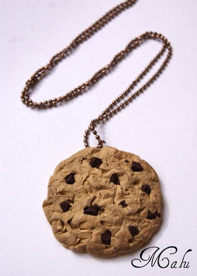 collana con mega Cookie