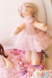 Batuffolina di stoffa Ballerina