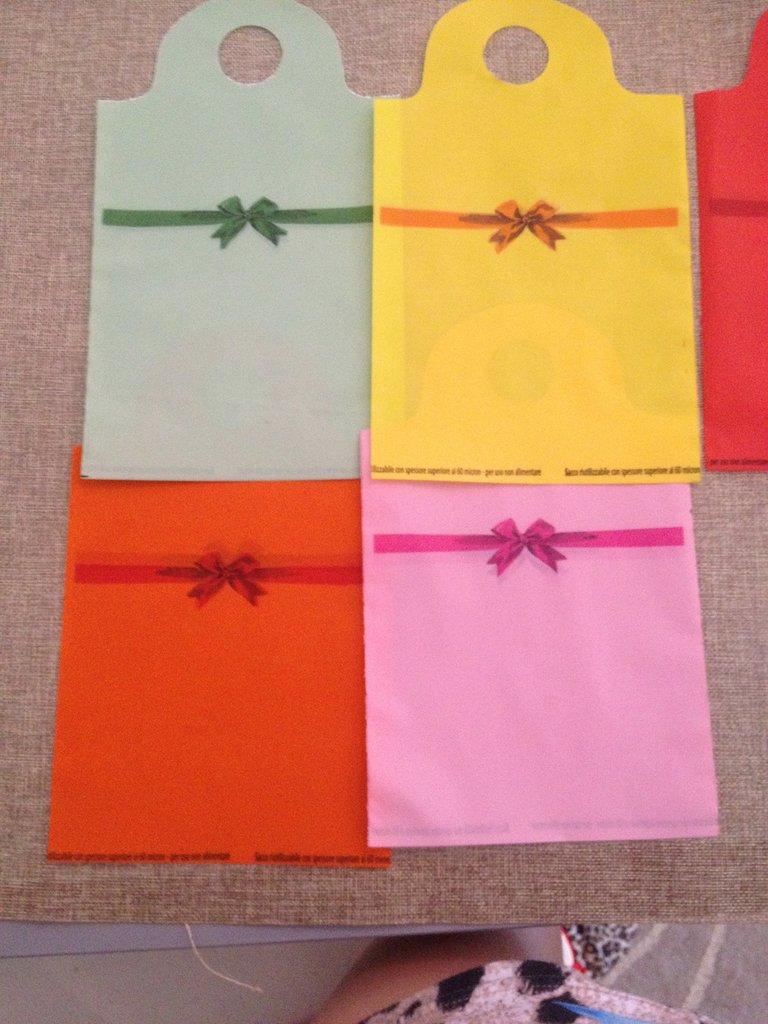 12 buste regalo