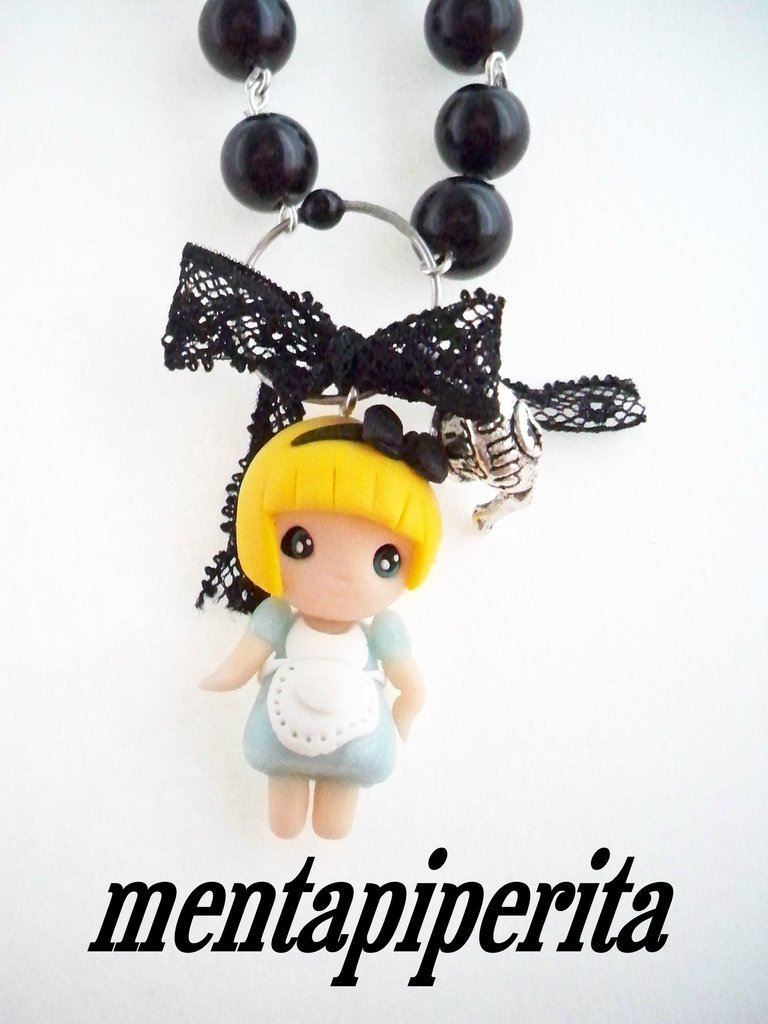collana little alice