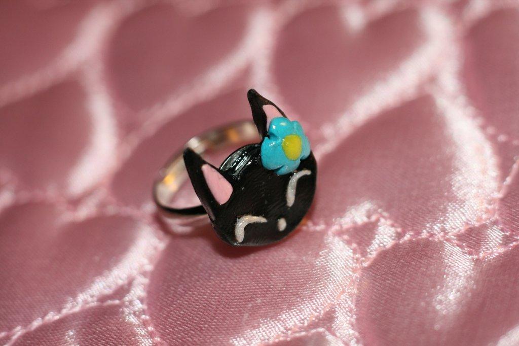 anello gattino cortili del cuore