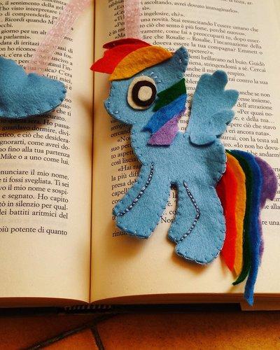 Segnalibro My Little Pony