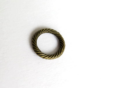 6 Connettori bronzo CIRCLE CNT 4