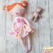 n. 1 Bimbalotte colore maglia rosa