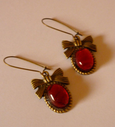Lovely Victorian Earrings