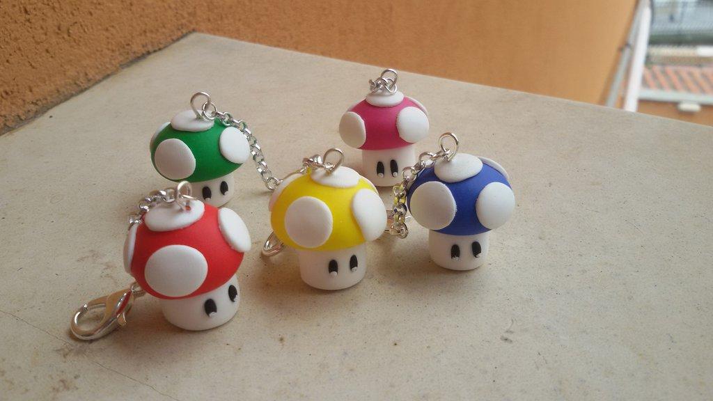 Funghi Super Mario