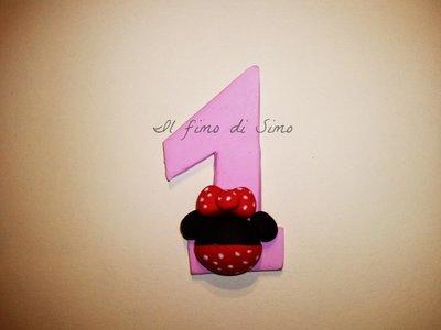 bomboniera primo compleanno in fimo