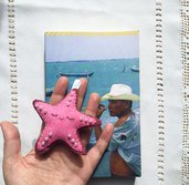 portachiavi stella marina