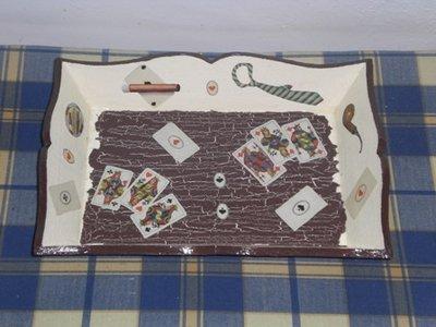 Vassoio - Carte da Gioco