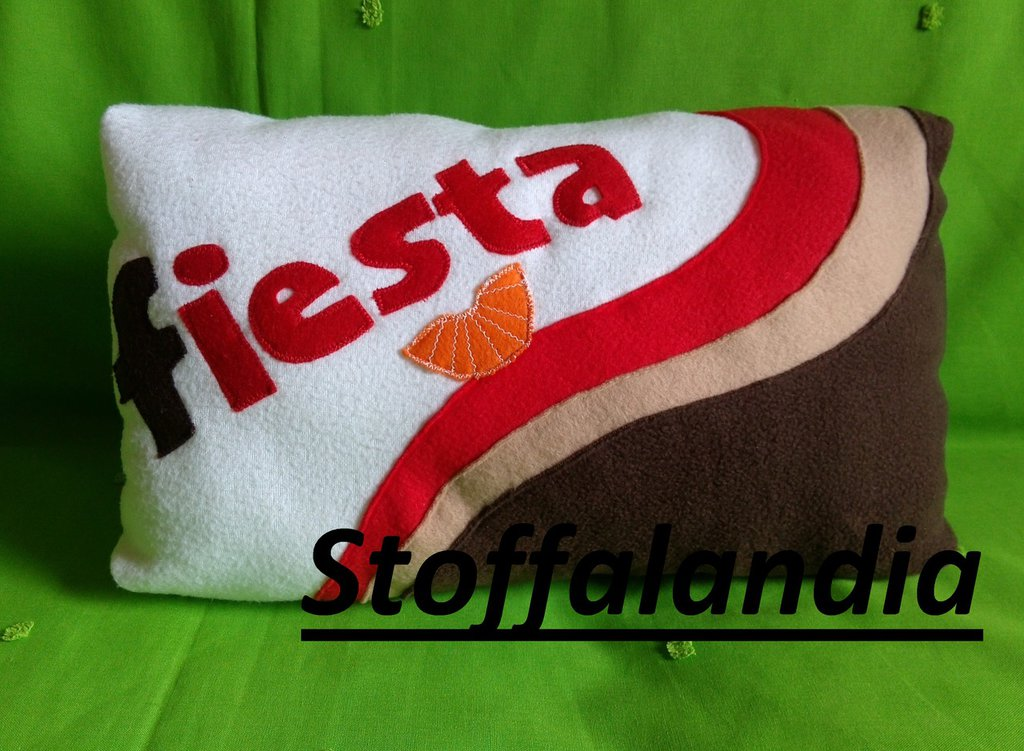 OFFERTA CUSCINO FIESTA IDEA REGALO
